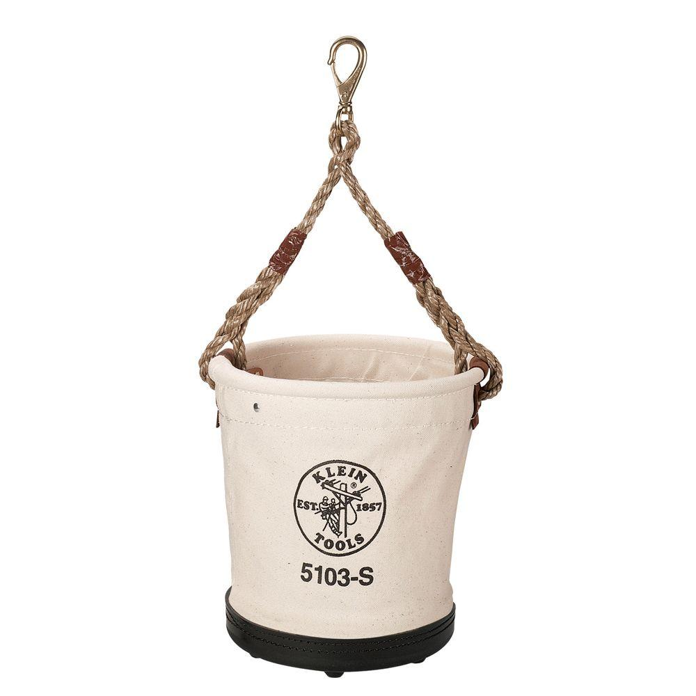 12 in. Heavy-Duty Tapered-Wall Bucket
