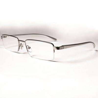Reading Glasses Modern Silver 2.5 Magnification