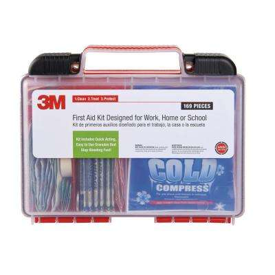 Industrial Construction First Aid Kit (118-Piece) (Case of 6)