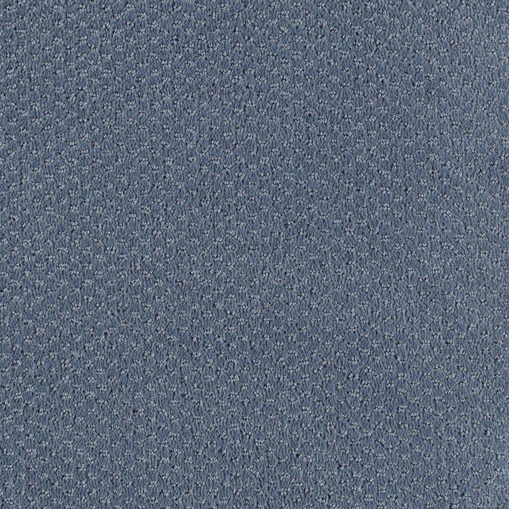 Corner Office - Color Blue Ribbon 12 ft. Carpet
