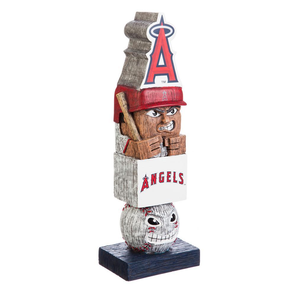 Los Angeles Angels of Anaheim Tiki Totem Garden Statue