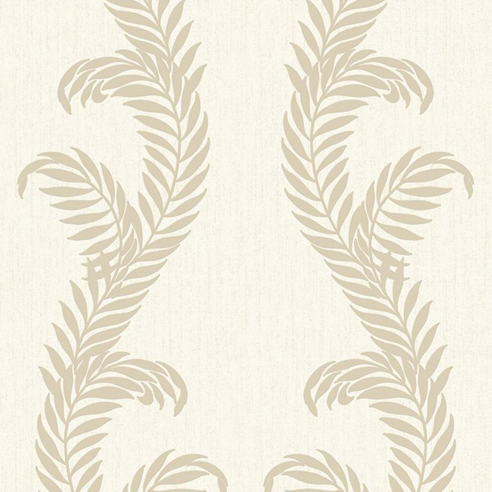 Graham Brown Cream Venus Removable Wallpaper