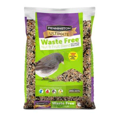 Ultimate 6 lbs. Waste Free Nut and Fruit Bird Seed Blend