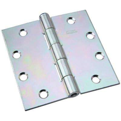 4-1/2 in. Removable Pin Broad Hinge