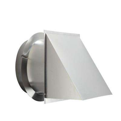 Aluminum Wall Cap for 12 in. Round Duct
