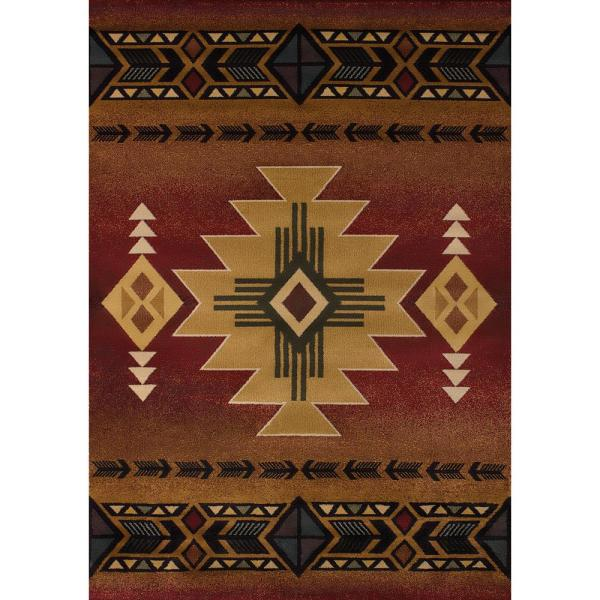 United Weavers Genesis Arizona Crimson