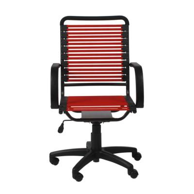 Bungie Red Flat High Back Office Chair