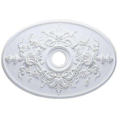 21-1/4 in. Alexa Ceiling Medallion