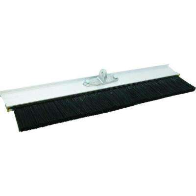 48 in. Concrete Finish Broom - Aluminum Block