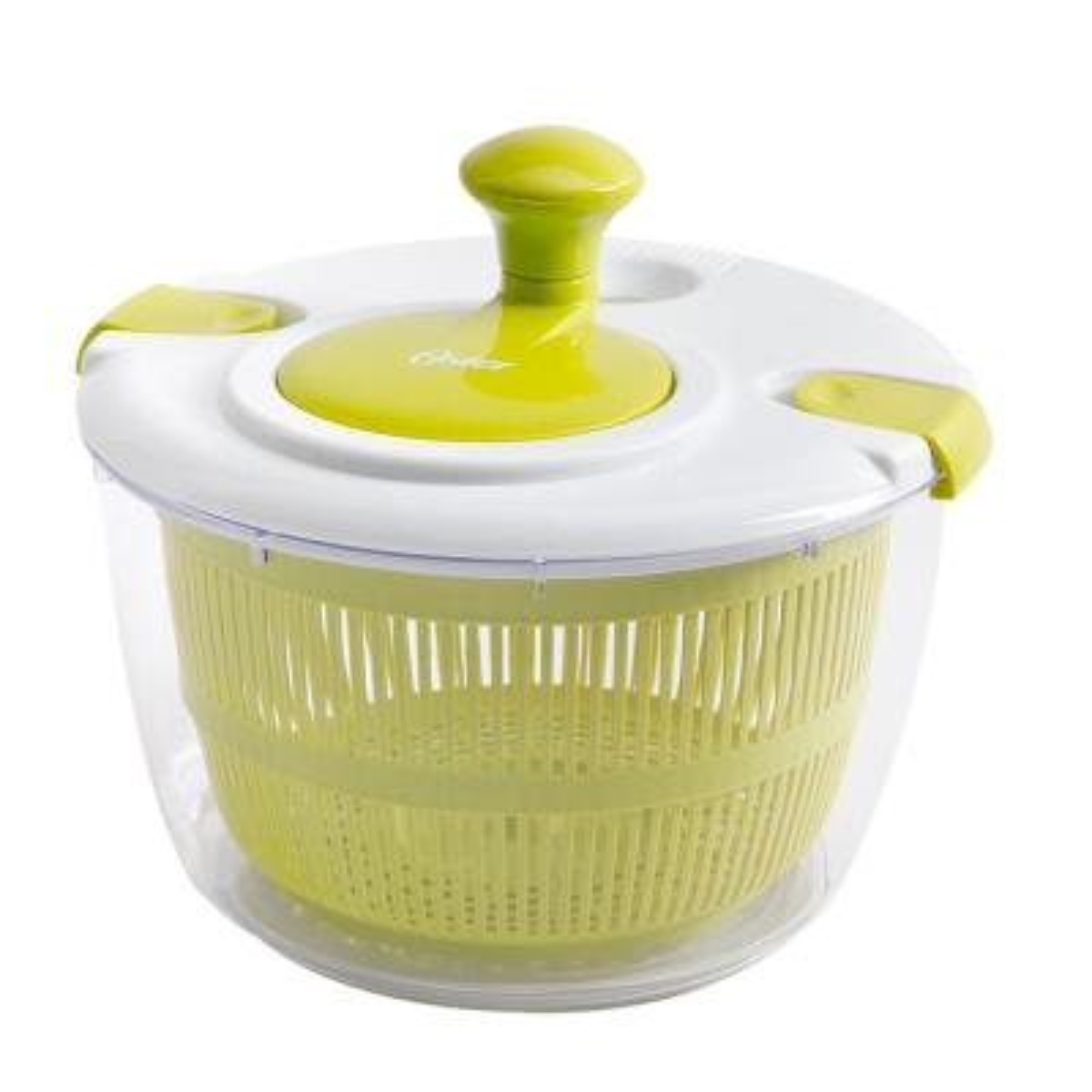 Kitchen Artistry Lime Green Salad Spinner