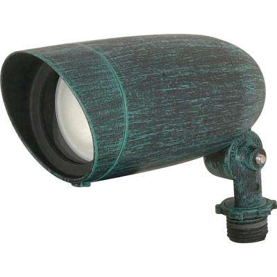 60-Watt Antique Verdi Outdoor Area Light