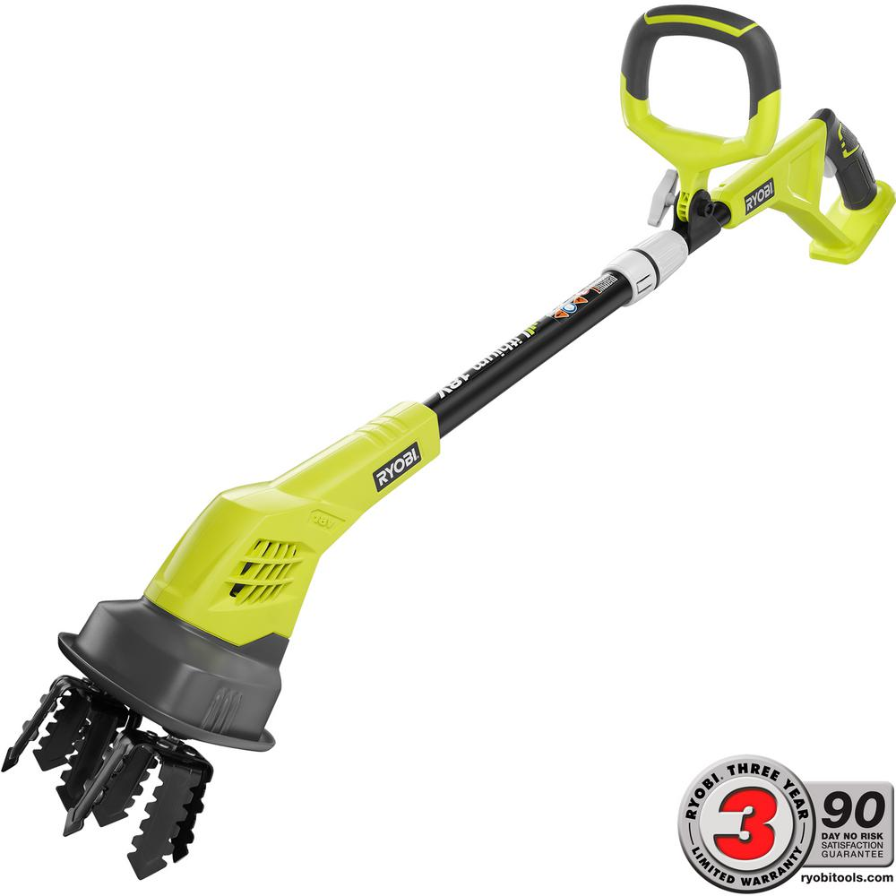 ONE+ 18-Volt Cordless Battery Cultivator - Battery and Charger Not Included