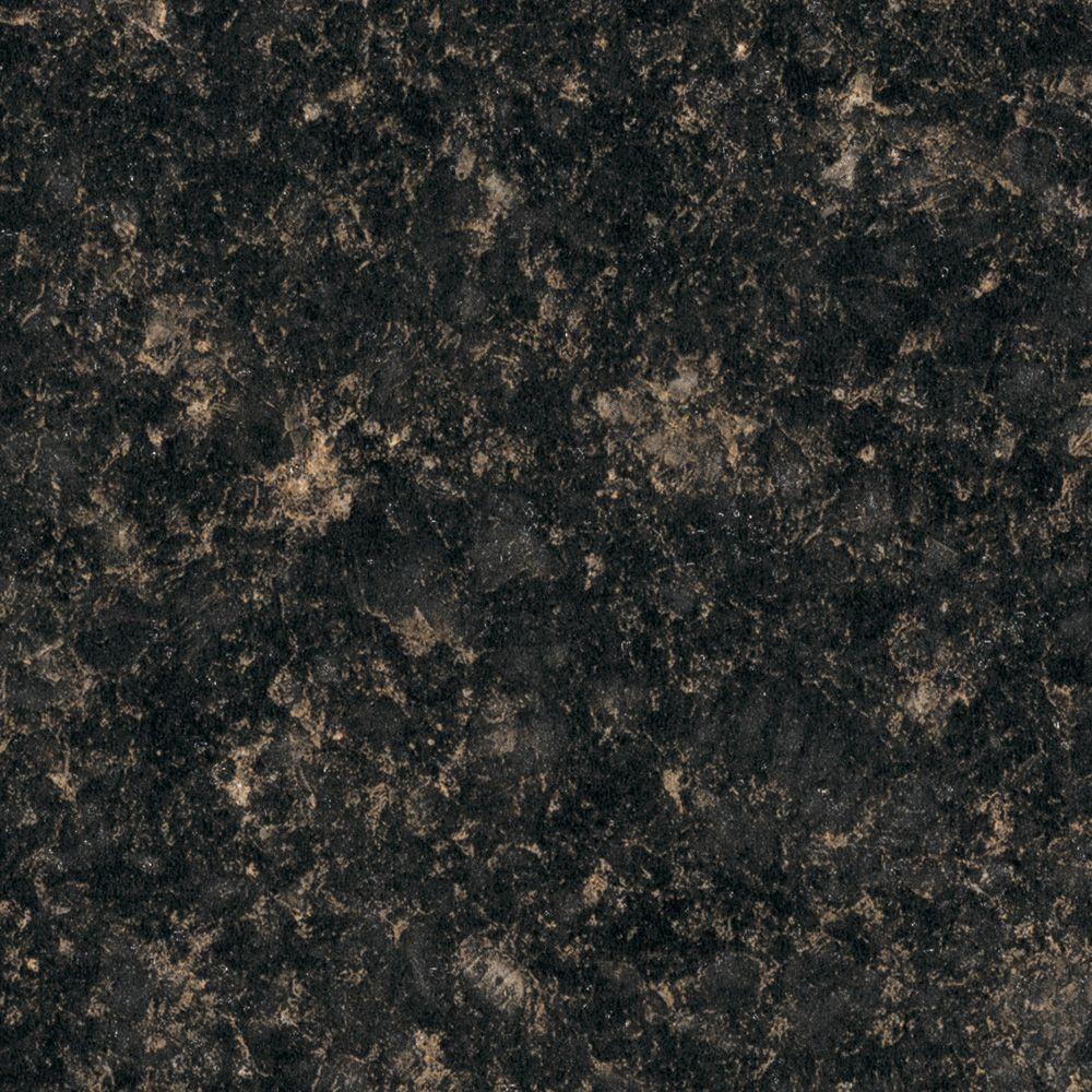 Wilsonart 3 in. x 5 in. Laminate Sheet in Bahia Granite with Premium Quarry Finish