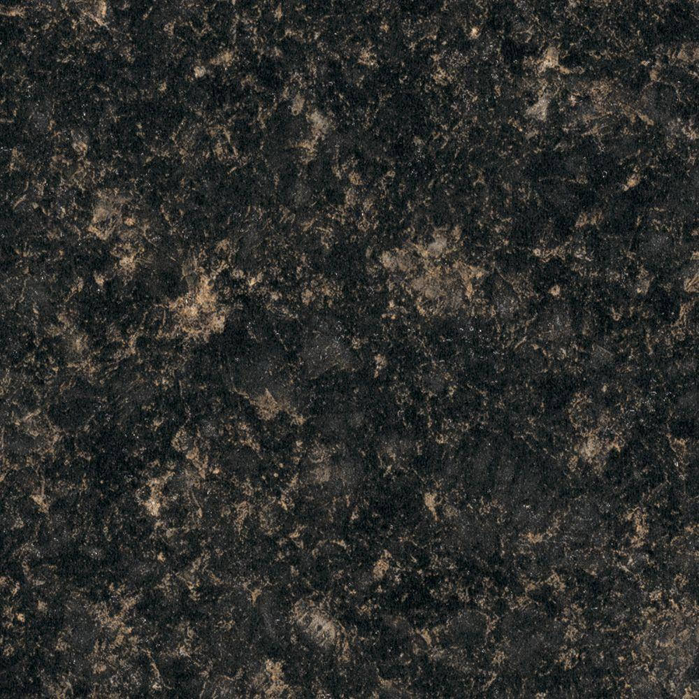 Wilsonart 4 ft  x 8 ft  Laminate Sheet in Bahia Granite with Premium Quarry  Finish