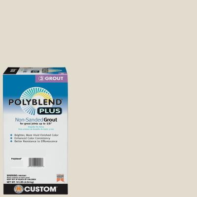 Polyblend Plus #11 Snow White 10 lb. Non-Sanded Grout