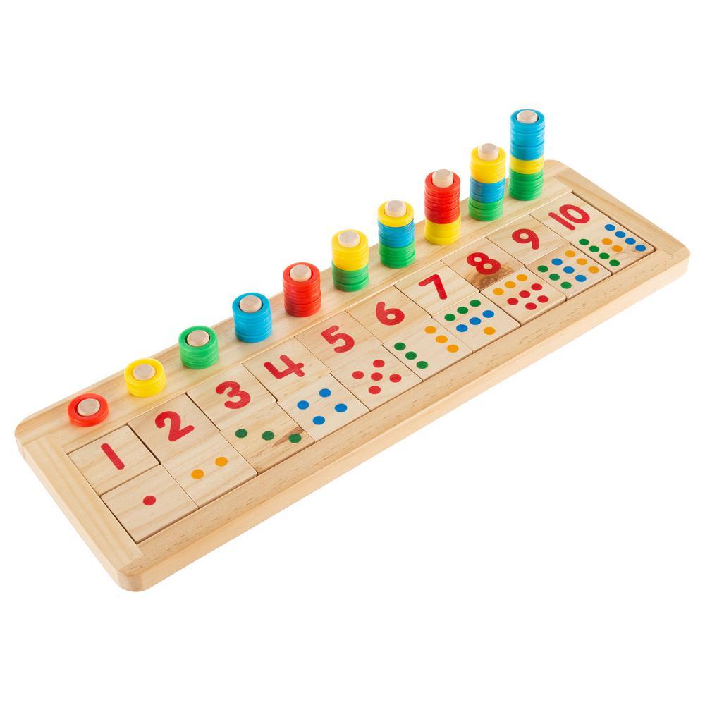 Montessori Math Sorter