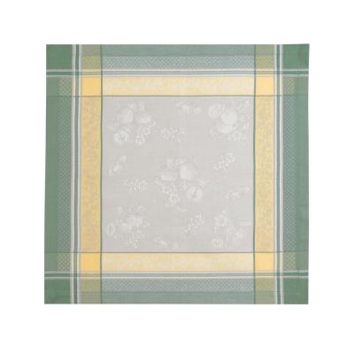 Fleurence Jacquard 21 in. W x 21 in. L in Multi-Color Napkins (Set of 4)