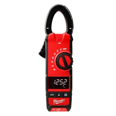 600 Amp AC/DC Digital Clamp Meter