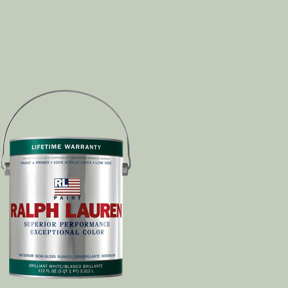 Ralph Lauren 1-gal. Palladian Green Semi-Gloss Interior Paint