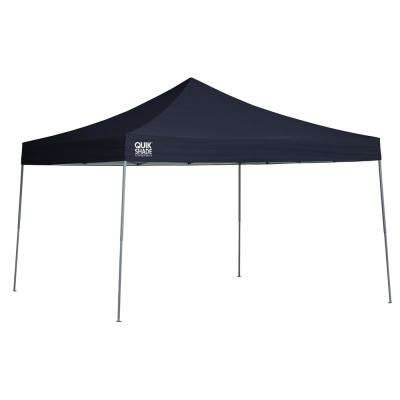Quik Shade Expedition EX144 12 ft. x 12 ft. Twilight Blue Straight Leg Pop-Up Canopy