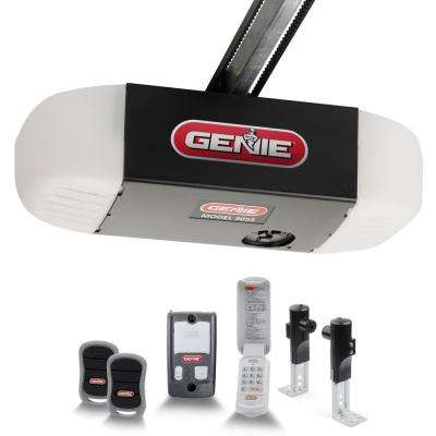 SilentMax 750 3/4 HPc Ultra-Quiet Belt Drive Garage Door Opener with  Wireless Keypad