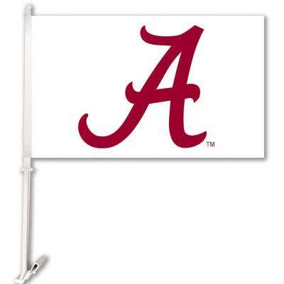 University Of Alabama Flags Flag Poles Outdoor Decor The