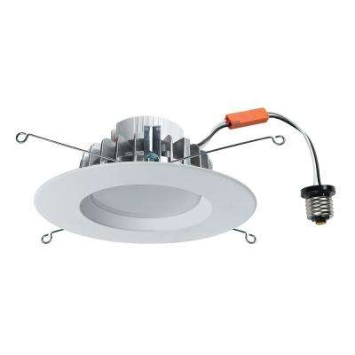 5 in. and 6 in. Integrated LED Recessed Kit