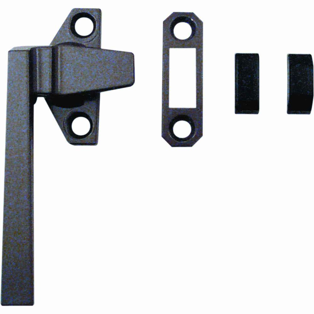 Prime-Line Trimline Left-Hand Casement Window Cam Handle Lock  sc 1 st  The Home Depot & Prime-Line Trimline Left-Hand Casement Window Cam Handle Lock-TH ...