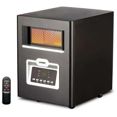 Infrared Quartz Heater with Remote Control