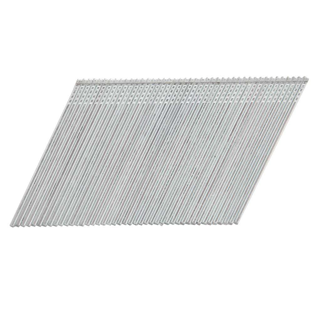 Bostitch 1-1/2 in. x 15-Gauge Angled Bright Finish Nails (1000-Pack ...