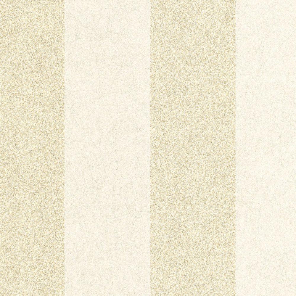 Oyster Artisan Stripe Wallpaper