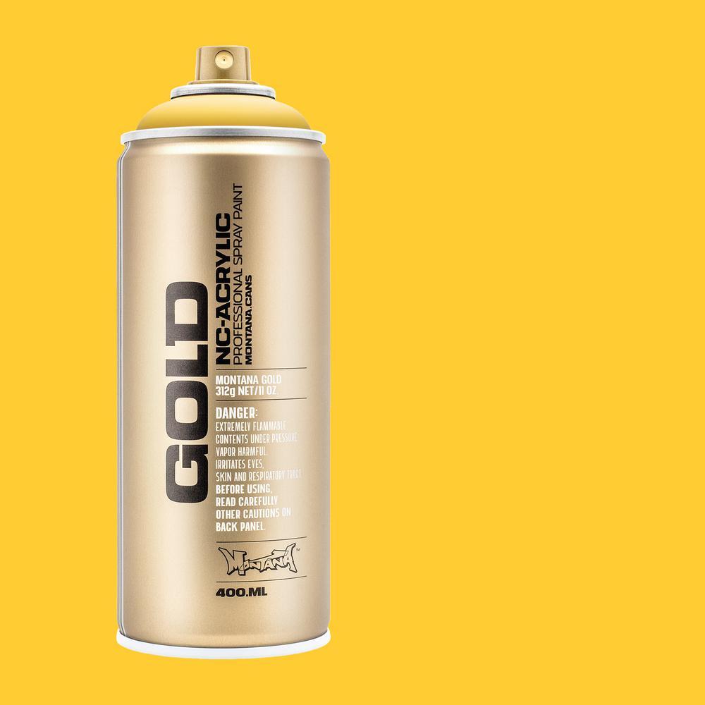 13 oz. GOLD Yellow Submarine Spray Paint
