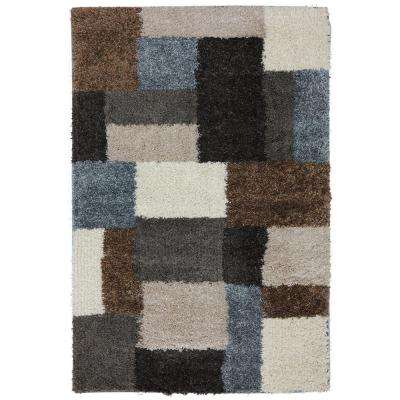 Franklin Gray Woven 7 Ft X 10 Area Rug