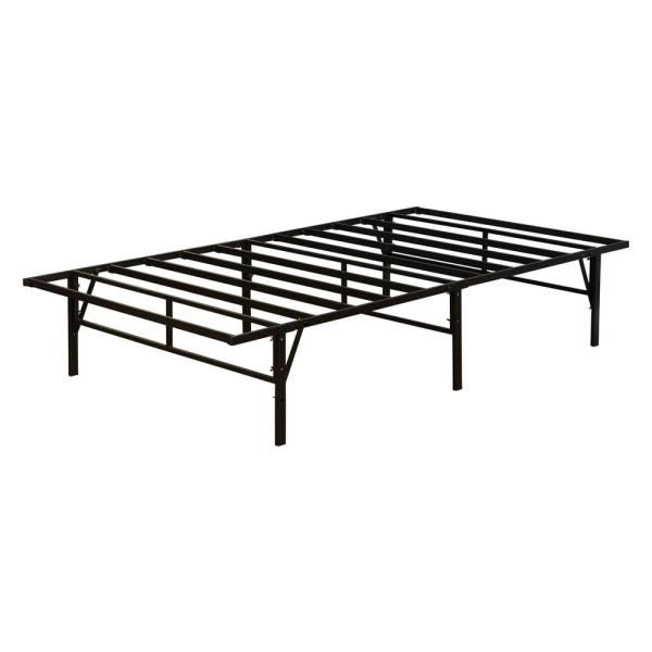 Kings Brand Furniture Mattress Foundation Twin Metal Platform Bed Frame T9301B