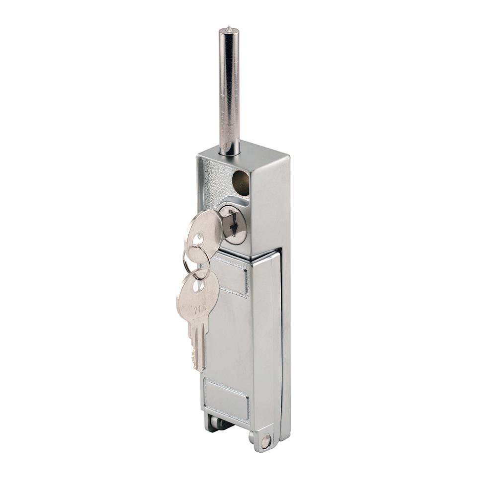 Aluminum,  Sliding Patio Door Keyed with Bolt Lock