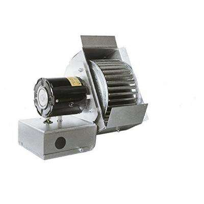 Duct Booster 6 in. to 8 in. Rectangular Duct Fan