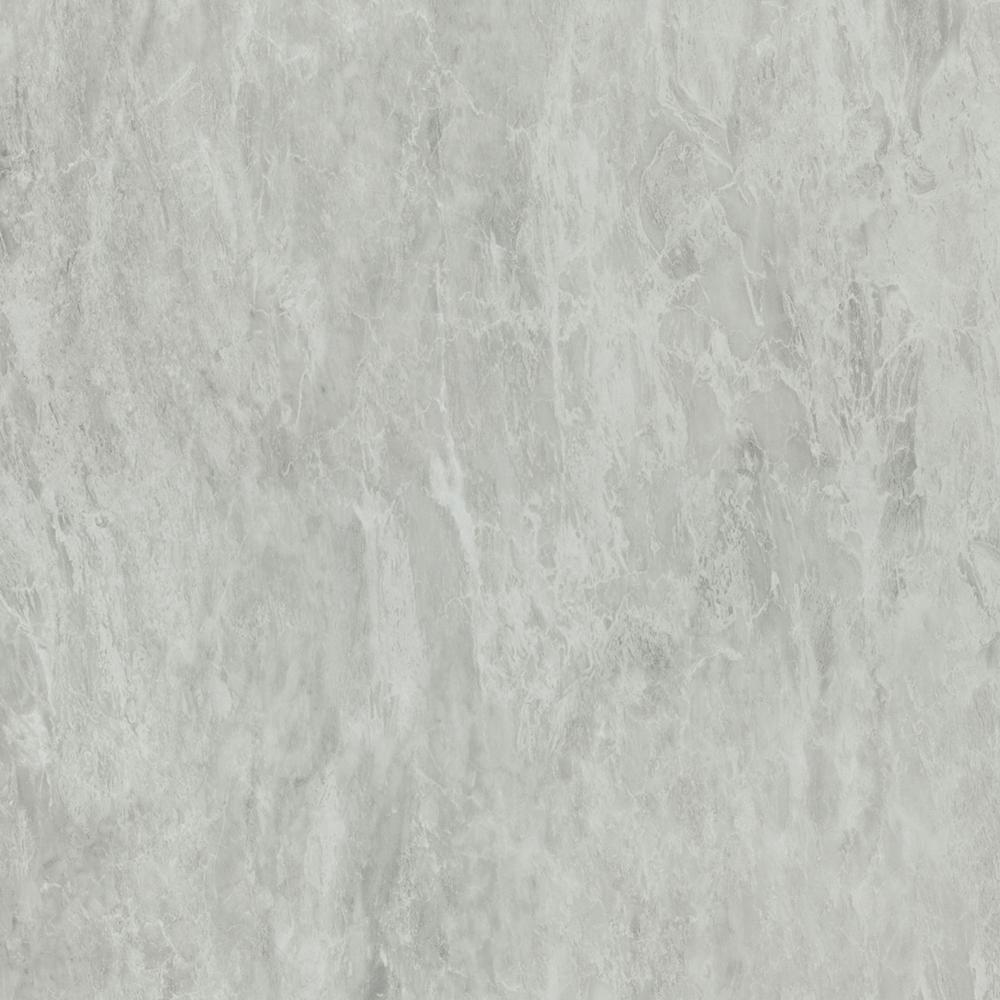5 in. x 7 in. Laminate Countertop Sample in White Bardiglio with Premiumfx Scovato Finish