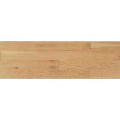 1/4 in. x 5.1 in. x Varying Lengths Wheat HDF White Oak Shiplap Wall Plank (20.3 sq. ft./Carton)