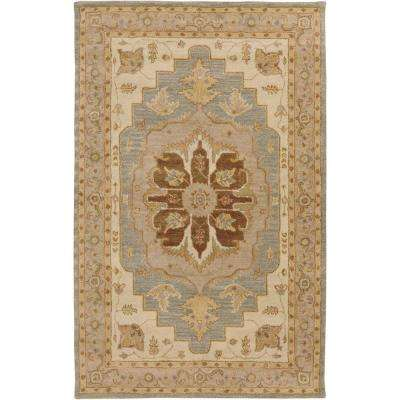 Middleton Mia Chocolate 6 ft. x 9 ft. Indoor Area Rug