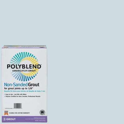 Polyblend #547 Ice Blue 10 lb. Non-Sanded Grout