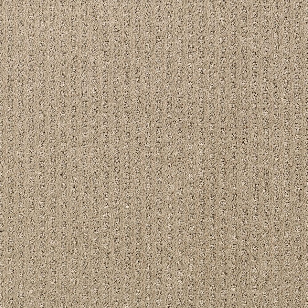 Sequin Sash - Color Worn Leather Pattern 12 ft. Carpet