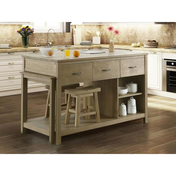 Kitchen Table Islands Designs Whaciendobuenasmigas