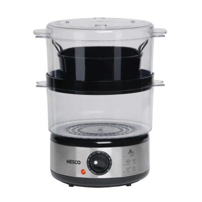 5 Qt. Stainless Steel Food Steamer and Rice Cooker