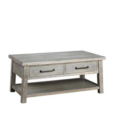 Genial Courchevel Driftwood Coffee Table