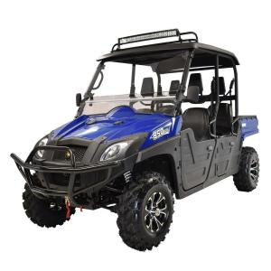 Massimo T-Boss 410 4WD 352 cc UTV in Red-T-BOSS410 RED - The Home Depot