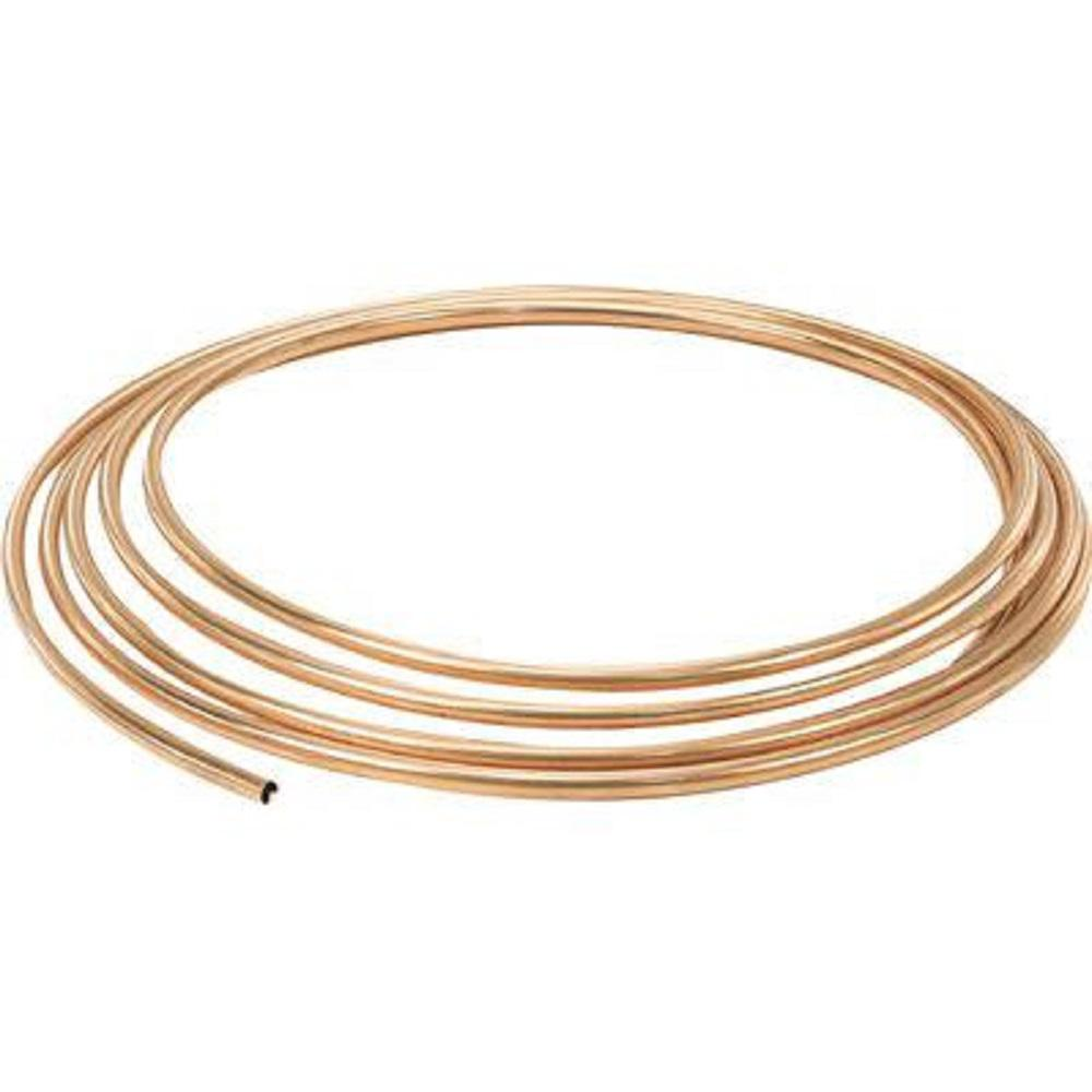 Streamline 3/8 in. O.D. x 50 ft. Copper Refrigeration Tubing