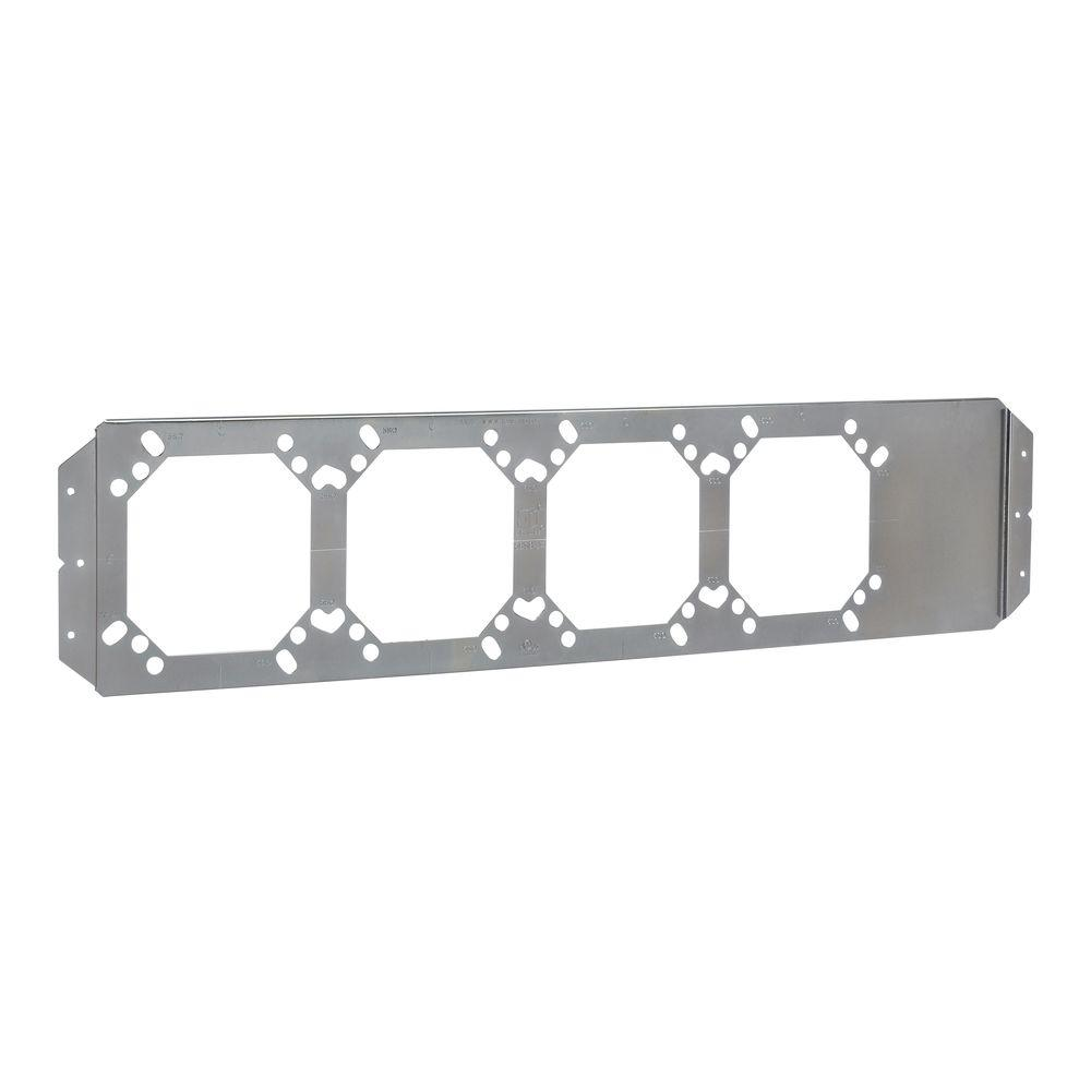 5-Square 24 in. Horizontal Bracket (20 per Case)
