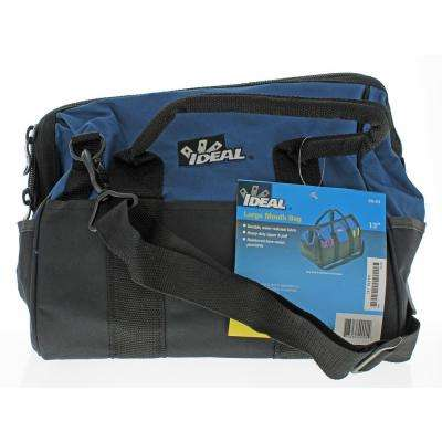 13 in. Large Mouth Tool Bag