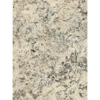4 ft. x 8 ft. Laminate Sheet in Typhoon Ice with Premium Antique Finish