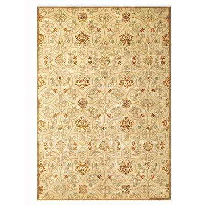 Grimsby Light Gold 6 ft. x 9 ft. Area Rug